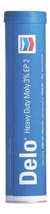 Специальная смазка для автомобиля Chevron Delo y 3% EP 2 0.397 кг