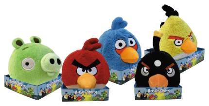 Мягкая игрушка Angry Birds Angry Birds 20 см со звуком, на платформе