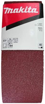 Лента шлифовальная для ленточных шлифмашин Makita P-36887