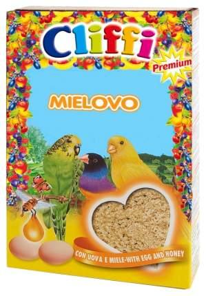 Корм для экзотических птиц Cliffi Яичный с медом, 300г