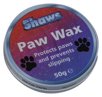 Воск для лап SHAWS для собак пластиковая емкость