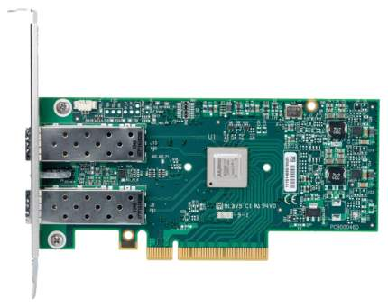 Сетевая карта Mellanox ConnectX-3 Pro EN dual-port MCX312C-XCCT