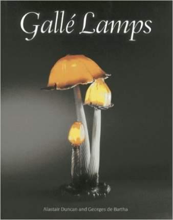Книга Gallé Lamps