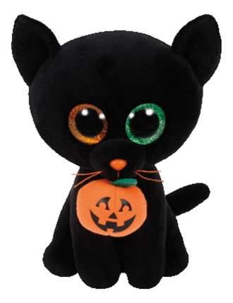 Мягкая игрушка TY Beanie Boos Кошка Shadow черная 15 см