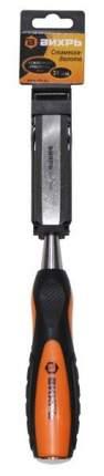 Стамеска-долото 24 мм 2 комп,усиленная рукоятка CrV, 1 шт