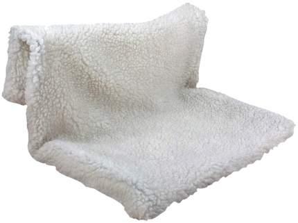 Лежанка для кошек и собак Triol 30x46x25см белый