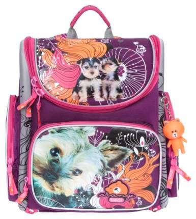 Ранец Orange Bear Dogs S-14/1 Фиолетовый