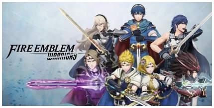Игра Fire Emblem Warriors для Nintendo Switch