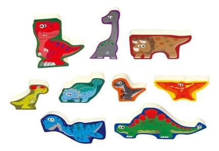 Пазл Playgo Динозавры