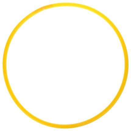 Гимнастический обруч Совтехстром У733 60 см желтый