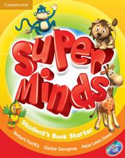 Super Minds Starter SB+DVD