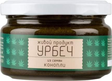 Урбеч Живой продукт из семян конопли 225 г