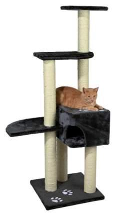 Комплекс для кошек Trixie Alicante, размер 45х45х142см, антрацит
