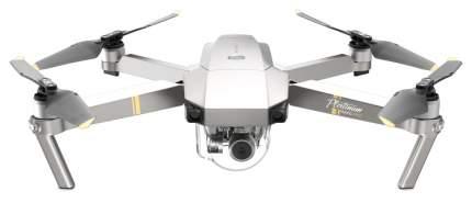 Квадрокоптер DJI Mavic Pro Platinum (EU)