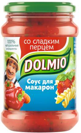 Соус для макарон  Dolmio со сладким перцем 350 г