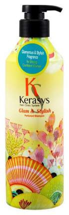 Шампунь KeraSys Гламур для волос 600 мл