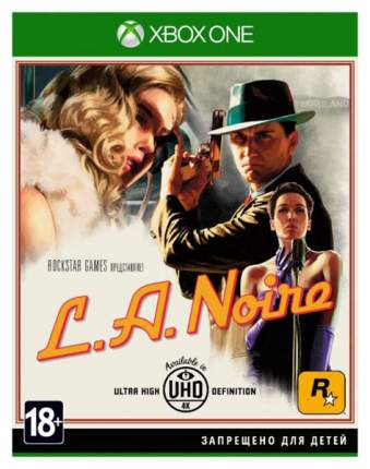 Игра для Xbox One Rockstar Games L.A.Noire 40066720