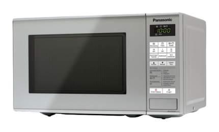 Микроволновая печь с грилем Panasonic NN-GT261MZPE silver