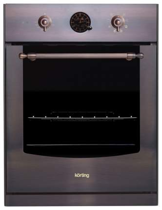 Встраиваемый электрический духовой шкаф Korting OKB 4604 CRC Silver