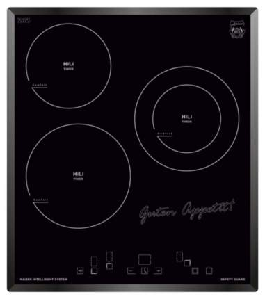 Встраиваемая варочная панель электрическая Kaiser KCT 4745 F Black