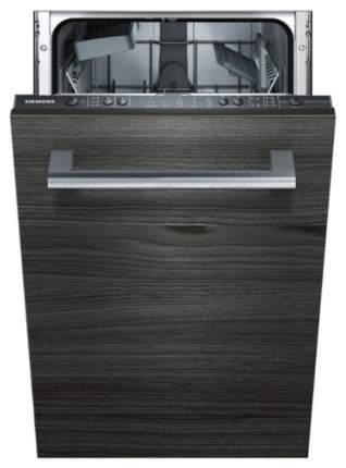 Встраиваемая посудомоечная машина 45 см Siemens iQ100 SR615X90IR