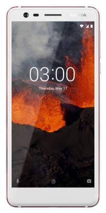 Смартфон Nokia 3.1 16Gb White