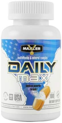Витаминно-минеральный комплекс Maxler Daily Max 100 таблеток