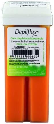 Воск для депиляции Depilflax Морковь 110 г