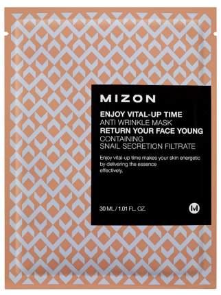 Маска для лица Mizon антивозрастная листовая, 30 мл