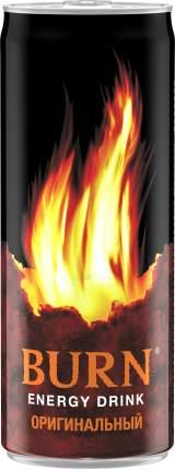 Напиток энергетический Burn жестяная банка 0.33 л