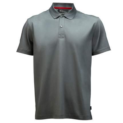 Мужская рубашка-поло Jaguar Men's Mercerized Cotton Poloshirt Grey, артикул JSS12PS3XS