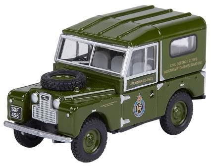 Коллекционная модель Land Rover LBDC544GNA