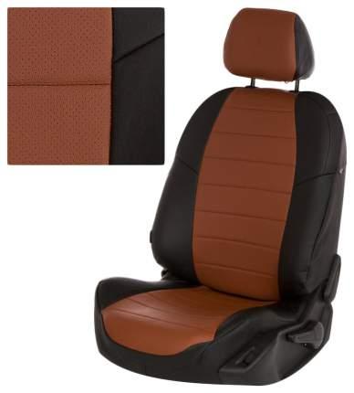 Комплект чехлов на сиденья Автопилот Nissan, Renault re-dt-d11-cheko-e