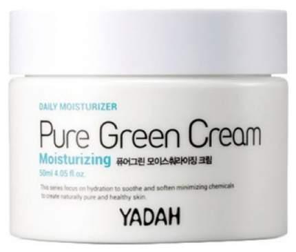 Крем для лица Yadah Pure Green Moisturizing 50 мл