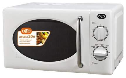 Микроволновая печь соло OLTO MS-2002M white