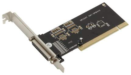 PCI-e контроллер LPT Orient XWT-SP04V2, PCI to LPT 1-port WCH CH351 oem