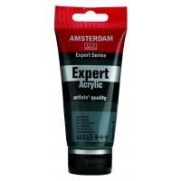 Акриловая краска Royal Talens Amsterdam Expert №623 зеленая крушина 75 мл