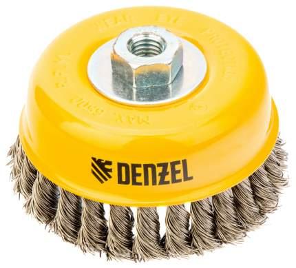 Кордщетка для шлифовальных машин DENZEL 125 мм, М14 746273