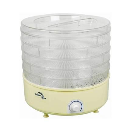 Сушилка для овощей и фруктов Ротор Дива СШ-007-06 yellow/transparent
