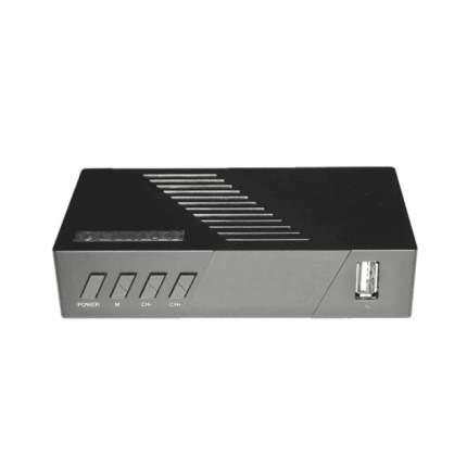 DVB-T2 приставка Lumax DV-2120HD Black