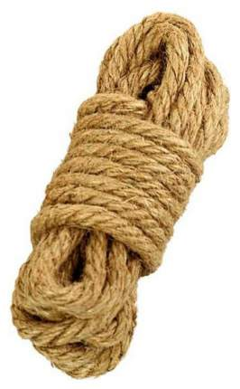 Веревка для шибари ToyFa джутовая 5 м