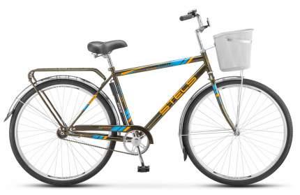 "Велосипед Stels Navigator 300 Gent 28 Z010 2018 20"" khaki"