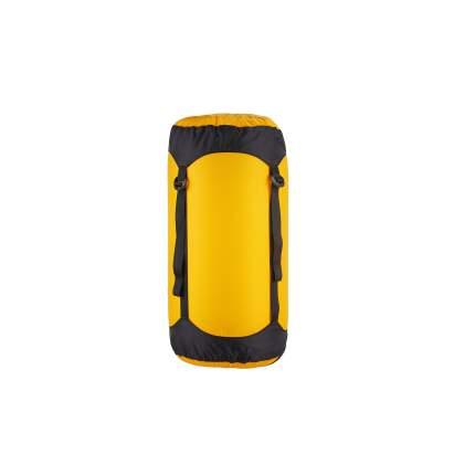 Мешок SeatoSummit компрессионный Ultra-Sil™ Compression Sack желтый 14л