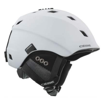 Горнолыжный шлем мужской Cebe Ivory 2019, белый, L