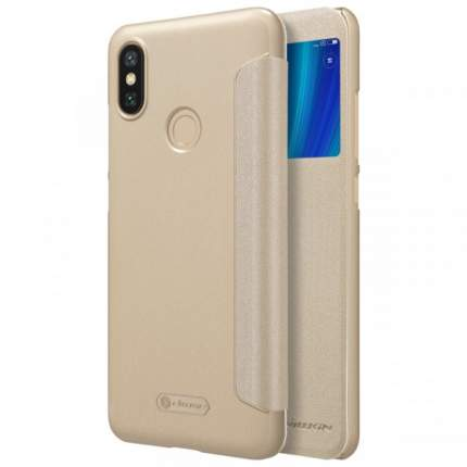 Чехол Nillkin Sparkle Series для Xiaomi Mi 6X / Mi A2 Gold