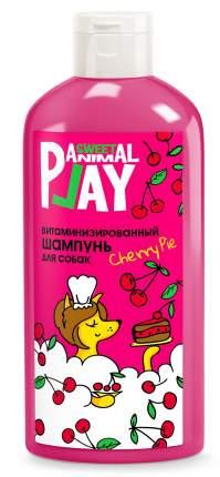Шампунь для собак Animal Play SWEET Вишневый пай, витаминизированный, 300 мл