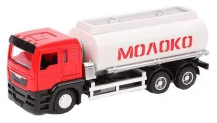 Машина спецслужбы Наша Игрушка Автоцистерна Молоко M96542