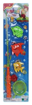 """Игровой набор """"Рыбалка"""", 3 рыбки Zhorya"""
