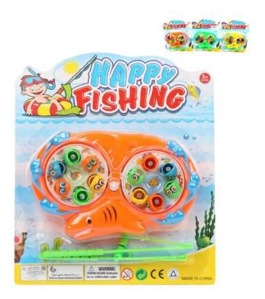 Рыбалка заводная, игровое поле + 12 фигурок + 2 удочки, в ассорт., блистер