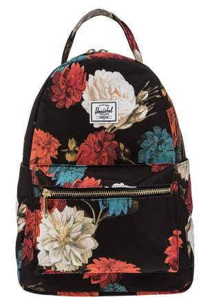 Рюкзак Herschel 10502-02997 vintage floral black 10 л